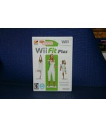 Wii Fit Plus for Nintendo Wii - VG - Complete - See Pix - $7.02