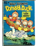Donald Duck-Four Color Comics-#256 1949-Dell-Carl Barks-classic issue-FN- - $200.06