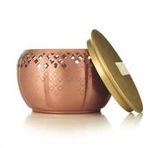 Thymes Heirlum Pumpkin Large Poured Candle, Copper 13oz - $50.99