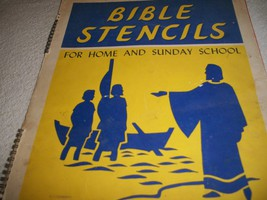 Bible Stencils For Home & Sunday School - $9.00