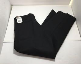 DICKIES Men's Original Black Flat Front Work/Casual Pants Size 36 X 30 N... - $16.15