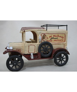 Vintage Iron/ Heavy Metal I.M. MacDonald Fresh Farm Produce Truck - $24.95