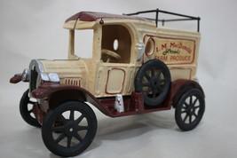 Vintage Iron/ Heavy Metal I.M. MacDonald Fresh Farm Produce Truck image 2