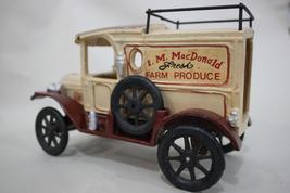 Vintage Iron/ Heavy Metal I.M. MacDonald Fresh Farm Produce Truck image 3