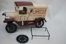 Vintage Iron/ Heavy Metal I.M. MacDonald Fresh Farm Produce Truck image 10