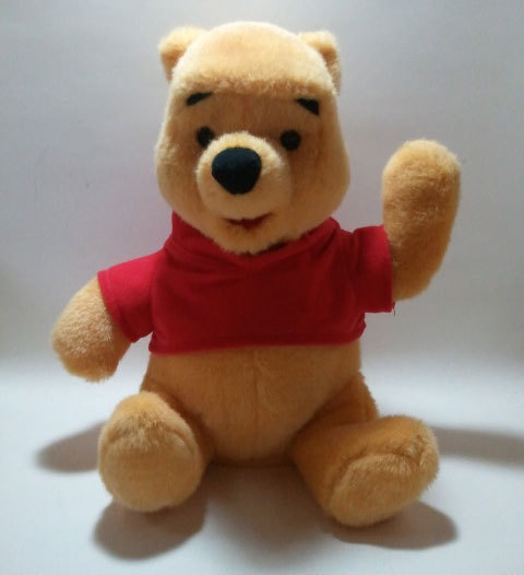 "Winnie the Pooh ""Showtime Pooh & Friends"" Electronic Plush * Disney"