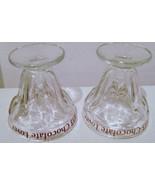 Hershey's Chocolate Sundae Glasses - £6.17 GBP