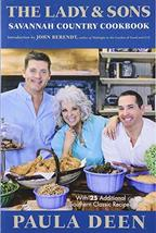 The Lady and Sons Savannah Country Cookbook Deen, Paula - $8.49