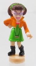 1998 Polly Pocket Dolls Vintage Polly & the Pops Tour Jet - Lila - $6.00
