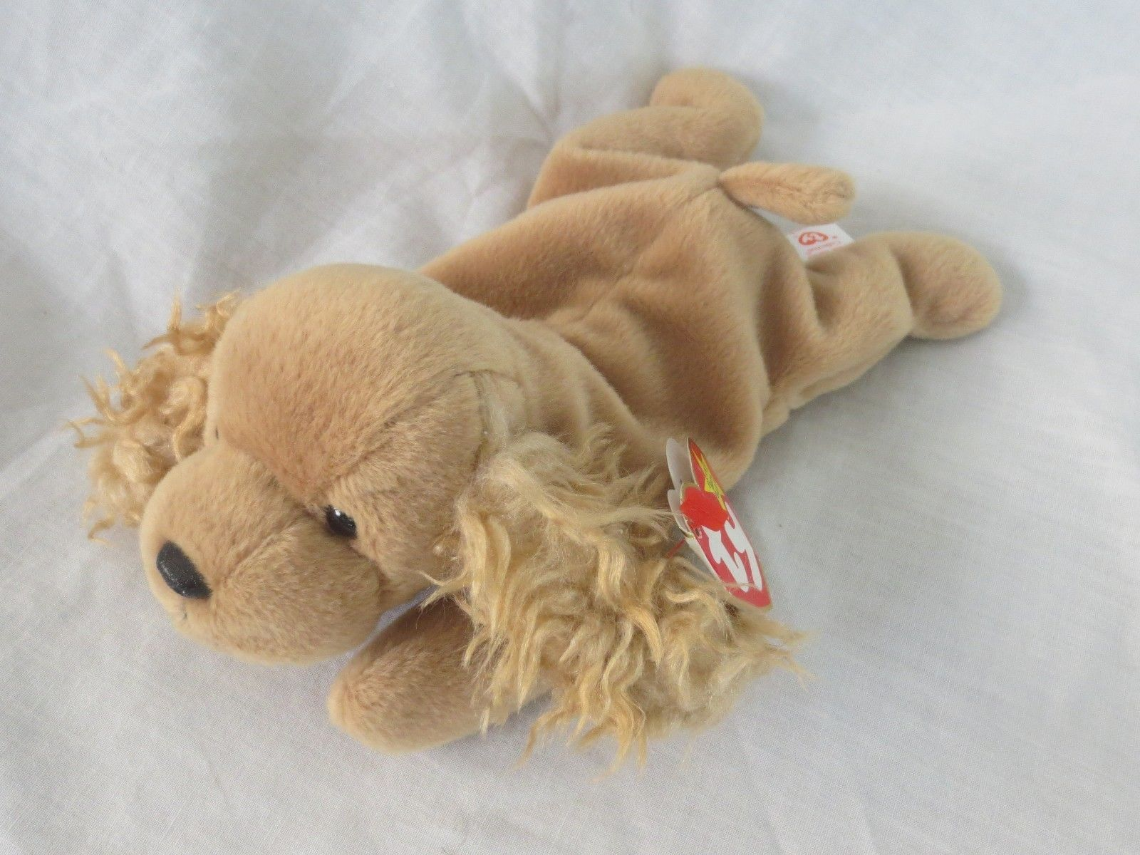1b681e970f3 Ty Beanie Baby Spunky The Cocker 1997 5th and 50 similar items