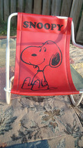 Vintage Snoopy Lounge Chair, 1958 - $5.00