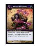World Of Warcraft SHADOW WORD: DEATH Through The Dark Portal 78 - $0.35