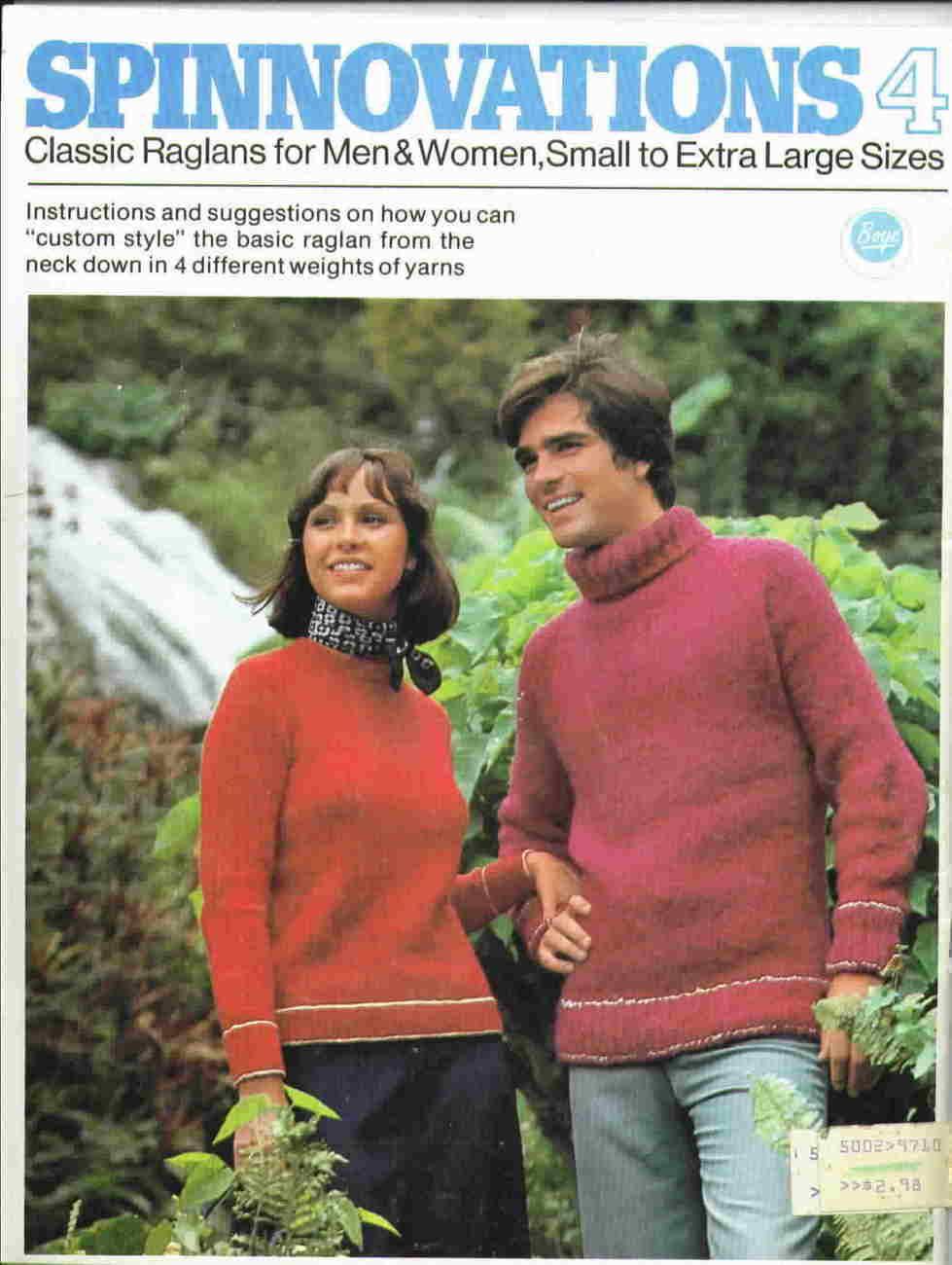 Spinnovations4 Knitting