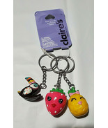 Claire's Tropical Best Friends Key Chains  New Tucan Girls Accessories S... - $8.90