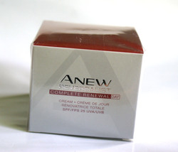 Avon Anew Reversalist Complete Renewal Day Cream  Wrinkles 50 ml new boxed - $14.84