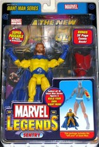 Marvel Legends Giant Man BAF Left Arm Sentry Variant  Avengers 2006 ToyBiz - $23.55