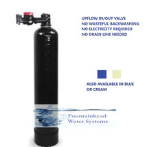 Fountainhead Whole House Fluoride/Sulfur/Heavy Metal Bone Char Filter Upflow V. - $539.00