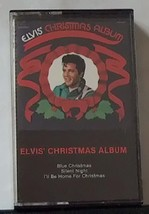 Elvis Christmas Album Cassette - $9.00