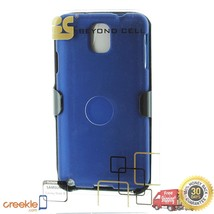 Beyond Cell 3 in 1 Kombo Case & Holster For Samsung Galaxy Note 3 (Dark Blue) - $21.99