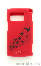 FREE SHIPPING on Attractive Silicone Gel Skin Case for Kyocera M6000 Zio Red - $4.99