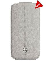New Trexta Flippo Leather Flip Case Pouch Cover for Apple iPhone 4 4S - White - $15.95
