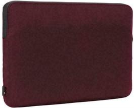 Incase Compact Nylon Sleeve for 15-Inch MacBook Pro Thunderbolt 3 - Mulberry image 4