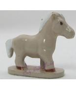 1991 Polly Pocket Dolls Dream World - Tan Pony - $5.00