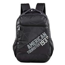American Tourister Jazz Nxt 01 Black Casual Backpack - $93.30 CAD