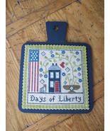 Days Of Liberty Seasons of Chessie series cross stitch kit Chessie & Me   - $10.80