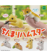 Chinmari Hamster Clinging Hamsters Mini Figure Collection - $11.99+