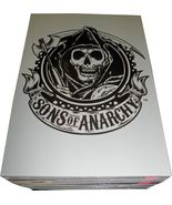 Cryptozoic 2014 Sons of Anarchy Complete 100 Card Base Basic Set  - $27.99