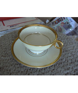 Theodore Haviland Corinth cup and saucer 4 available - $19.31