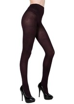 Reptile Skin Ribbon Nylon Tights - Burgundy - One Size [Apparel] - $10.88