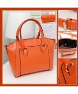 Large Crocodile Leather Designer Tote Handbag with Inside Side Zipper Po... - $86.95