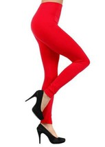 Fashionmic Premium Heavy Weight Fleece Lined Legging - Many Color,free s... - $10.88