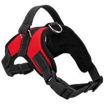 Adjustable Large Pet Dog Puppy Harness Vest Collar Soft Walking Hand Strap - $9.99+