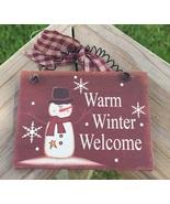 5780WWW - Warm Winter Wishes  - $2.50