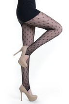 Fashion Mic Womens Abstract Geometric Nylon Spandex Stirr-up Fishnet - €9,61 EUR