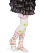 Fashion Mic Children's Assorted Color Cotton Tights - $4.94