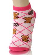 Koala Print Low Cut Socks-1 Pair- Size 9-11 - $1.97