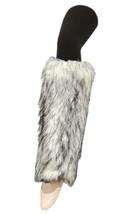 Fashion Mic Women's Faux Fur Low Highlights Furry LegWarmers Boot Covers - $13.85