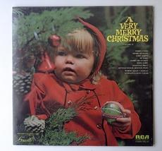 Various Artists - A Very Merry Christmas (volume VI) LP Vinyl Record Alb... - $10.95