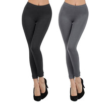 Lady Womens Fleetwood with Vertical Studded Stripes Fashion Legging tights - $17.81