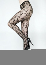 Florals and Blossoms Fishnet Pantyhose Regular and Queen Plus (multiple ... - €12,23 EUR