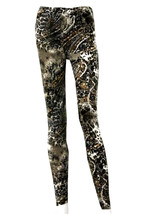 Fashion Mic Women's Animal Stretchy Printed Leggings - $11.87
