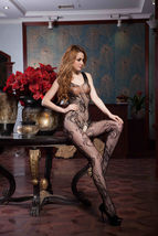 Fishnet Full Body Stocking - Free size - Different Styles image 5