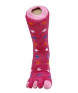Fashion Mic Women's Fun Furry Toe Socks Dozen Pack - $14.84