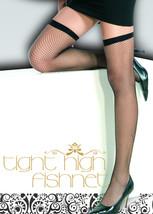 Fashion Mic Women's Basic Sexy Fishnet Thigh High - $8.90