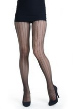 Fashion Mic Womens Geometric Nylon Spandex  Stocking Fishnet Pantyhose - $10.88