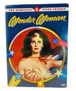 Wonder Woman - The Complete Third Season (DVD, 2017, 4-Disc Set) - $9.89